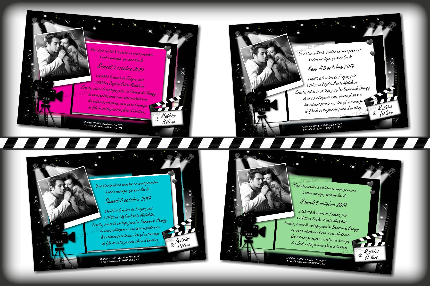 collection cinéma