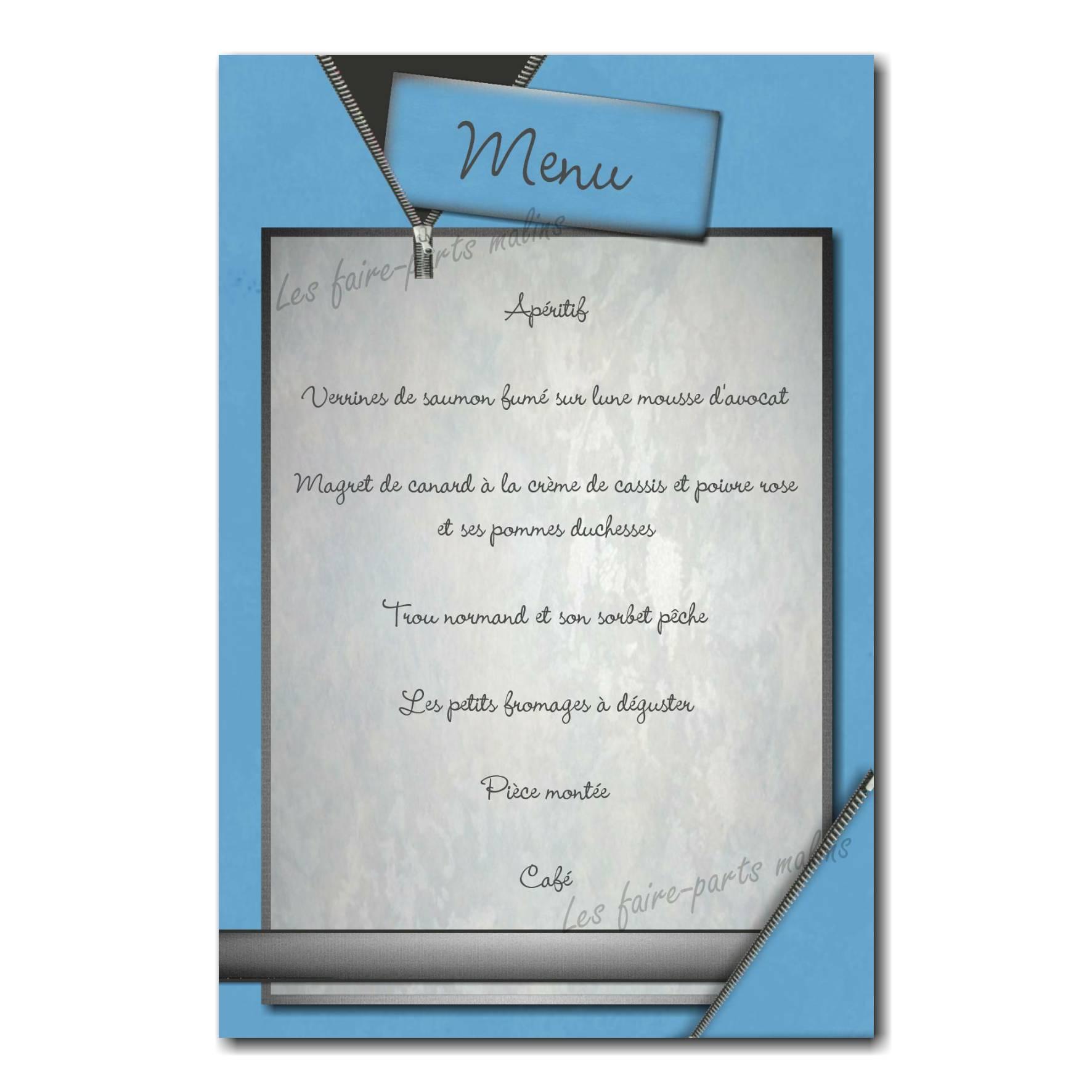 01 garcon menu