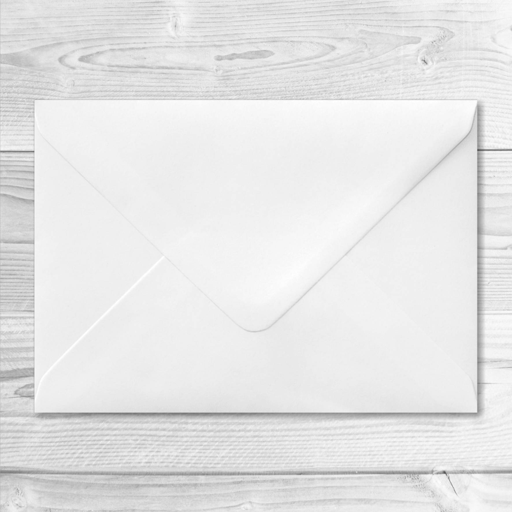 enveloppe blanche 13 x 19 cm pas cher