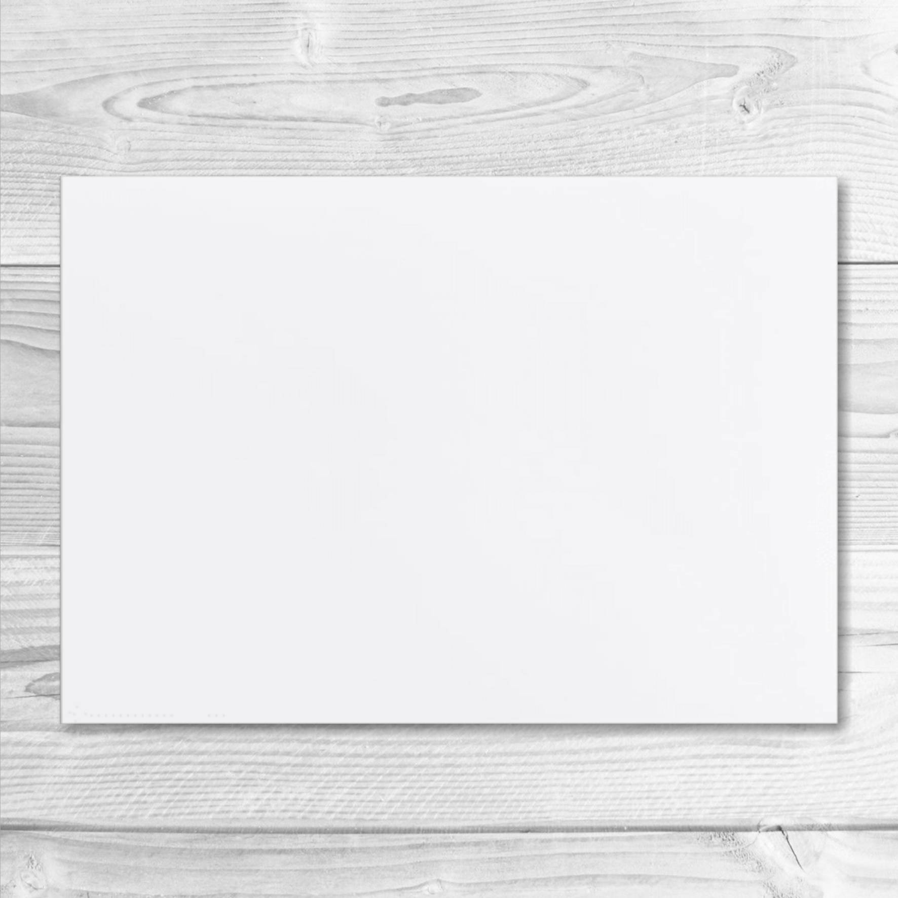 enveloppe blanche 13 x 19 cm