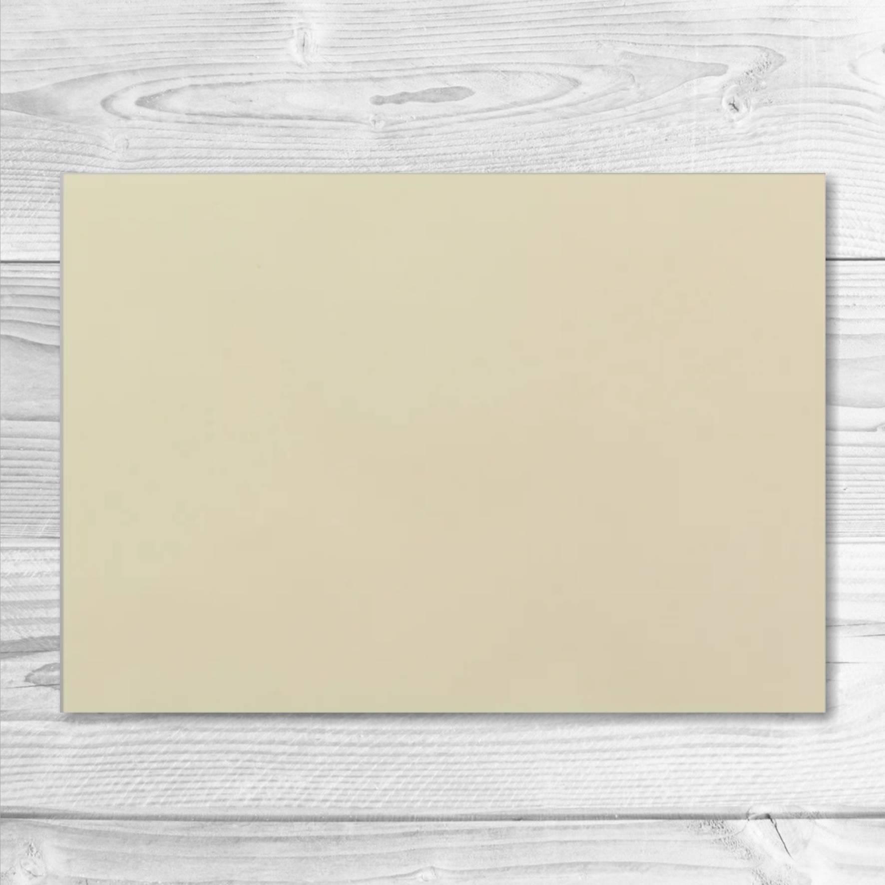 enveloppe crème 13 x 19 cm