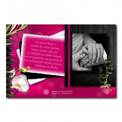 159 mariage remerciements