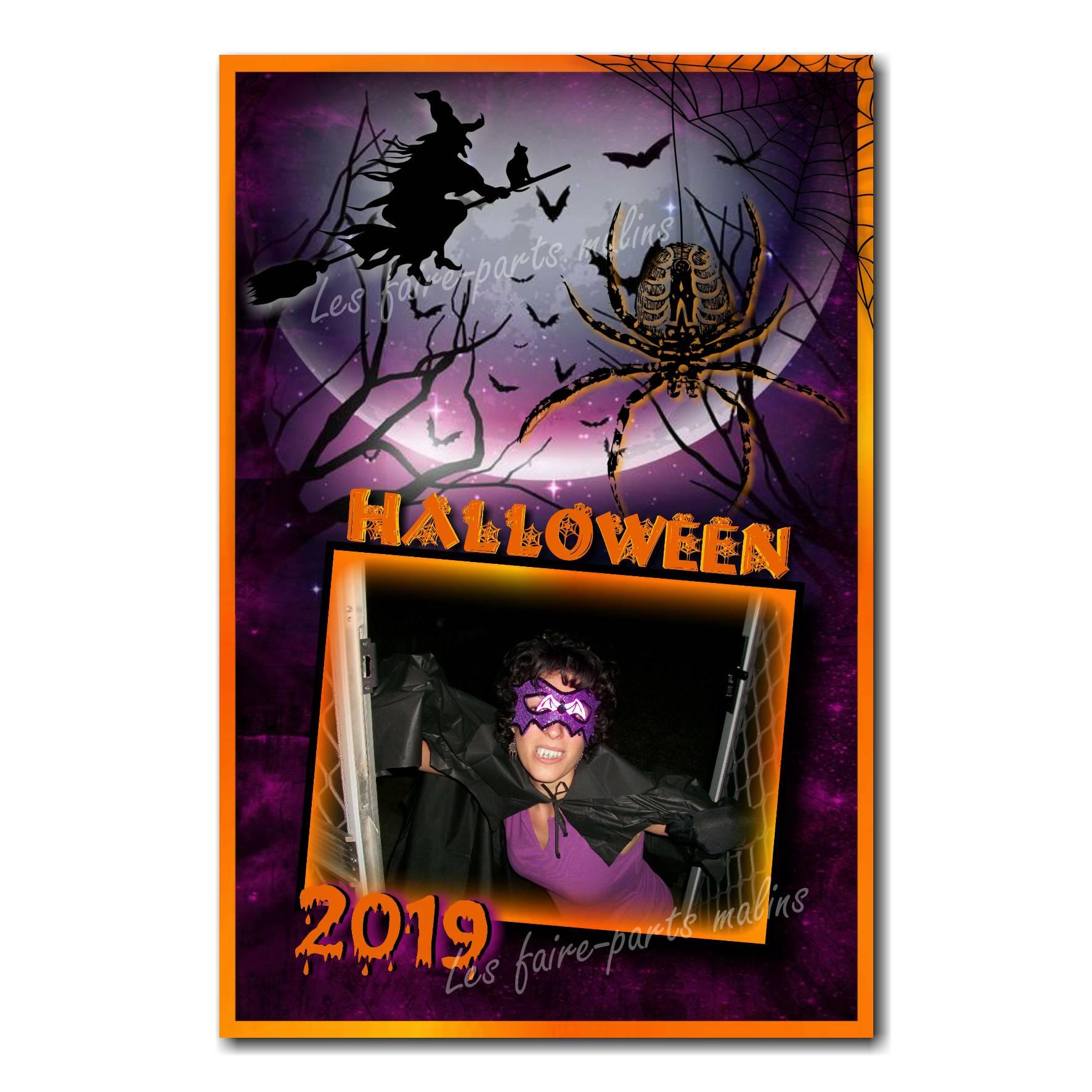 4 halloween 2019 sorciere
