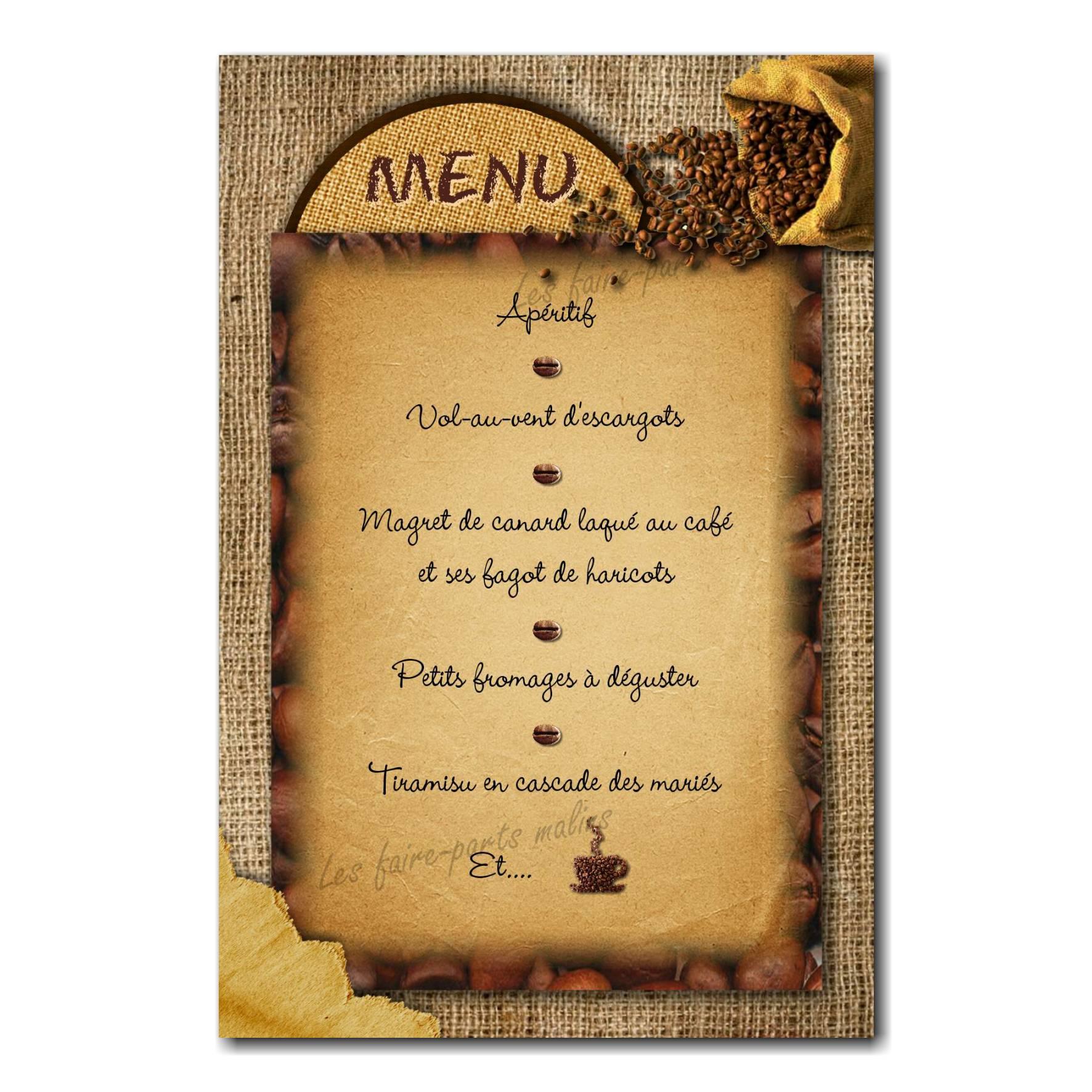 43 mariage menu 1
