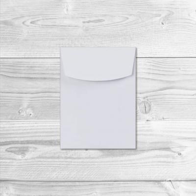 mini enveloppe blanche