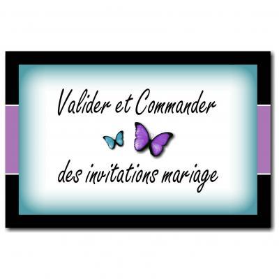 Mariage valider