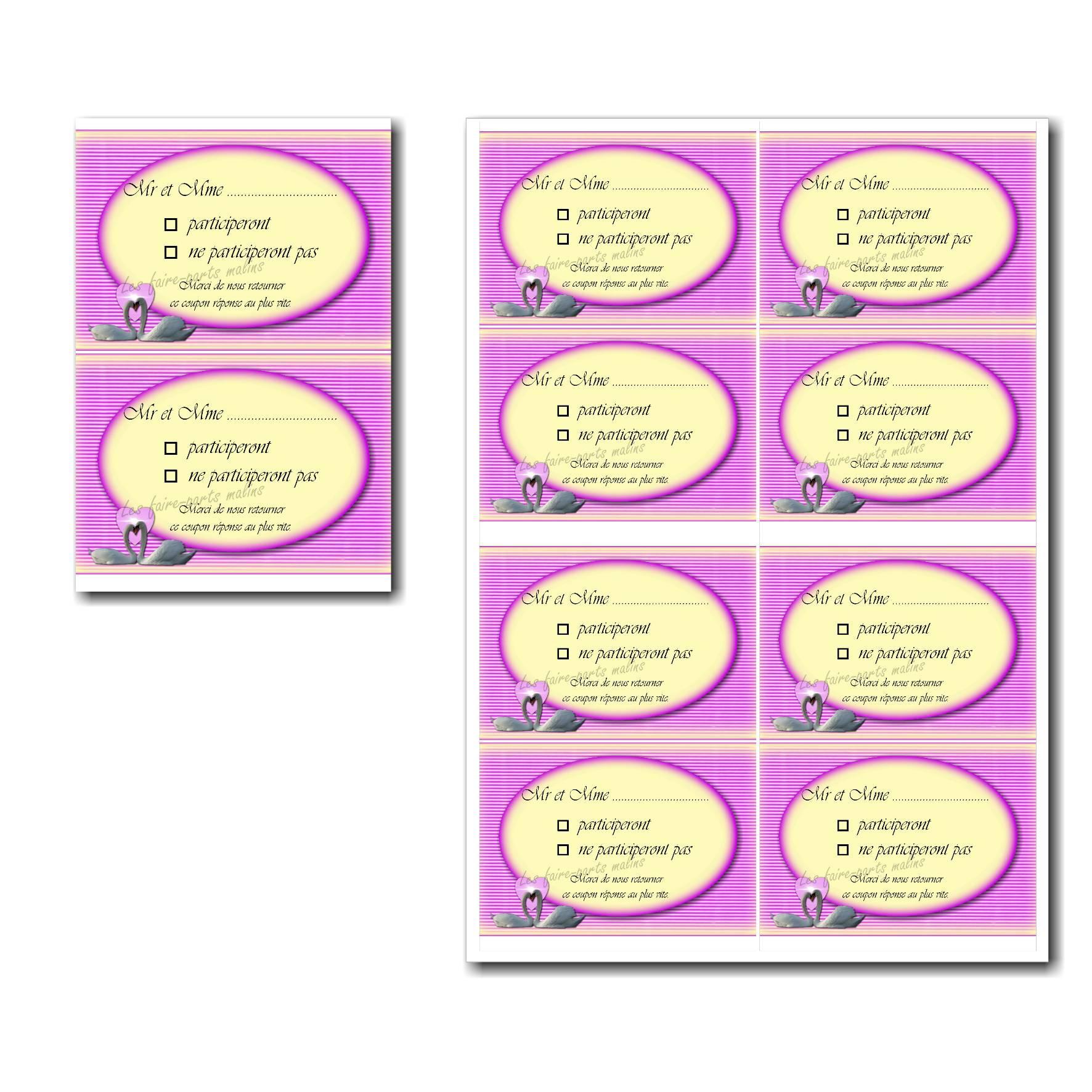 Pai 09 mariage petite carte