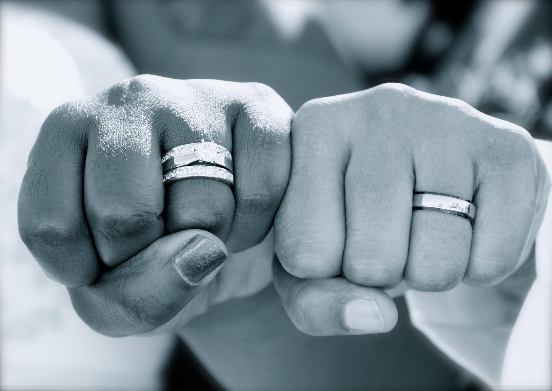 Mariage en pause