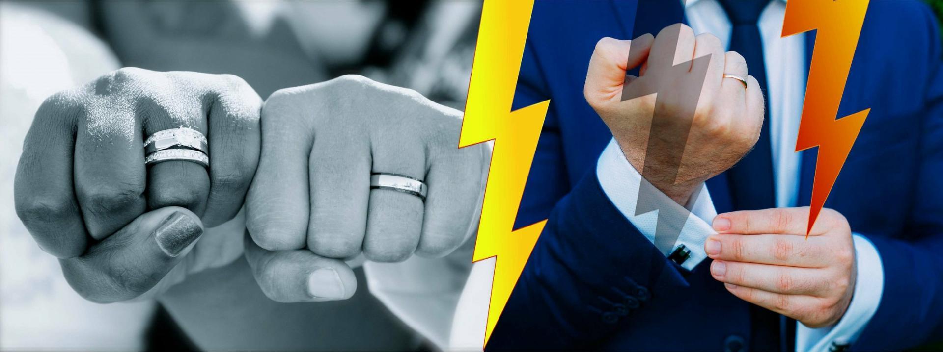 Président vs maries covid